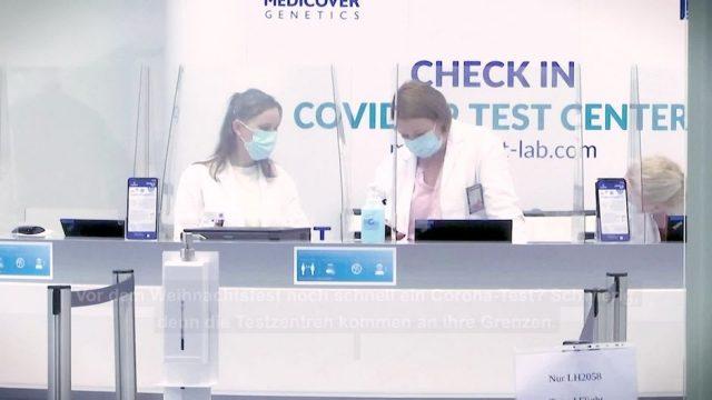 Corona-Antigen-Schnelltest im Test