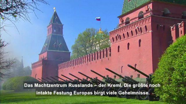 Der Kreml: 3 Geheimnisse