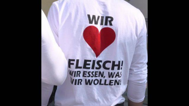 Deutschland ohne Fleisch: Was wäre, wenn? - 10s