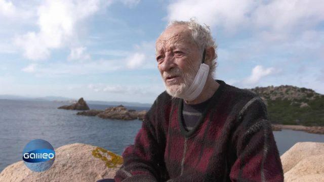 Dieser Italiener lebt seit 31 Jahren auf einer einsamen Insel
