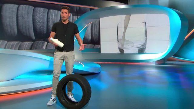 Donnerstag: Was haben Milch und Reifen miteinander zu tun?