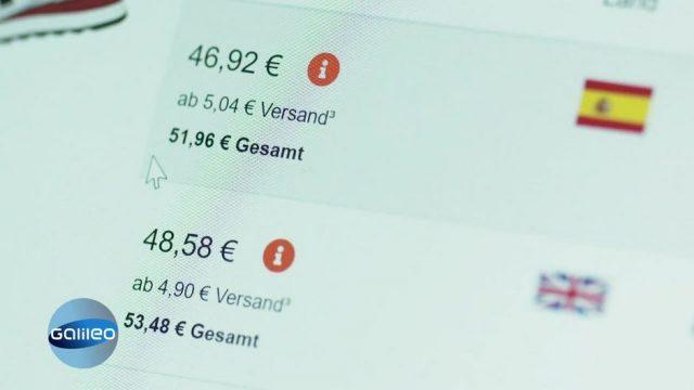 G-testet: Amazon Europa Shops - Warum sind die Produkte in anderen Ländern günstiger?