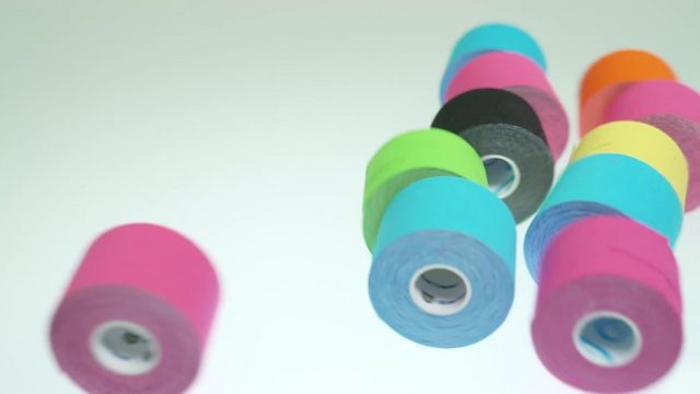 Kinesio-Tape: Was ist dran am Hype? - 10s
