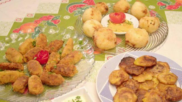 Klebereis, Fischkroketten, Käsebällchen: Das frühstückt man in anderen Ländern
