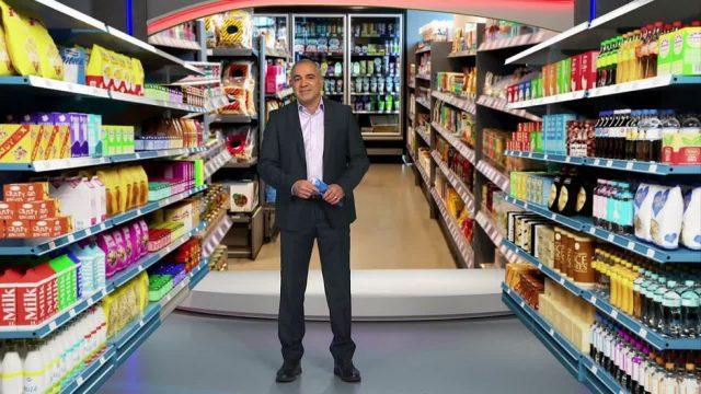 Mittwoch: Ist das der Supermarkt der Zukunft?
