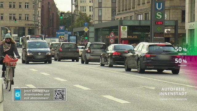 Sind autofreie Innenstädte die Zukunft?