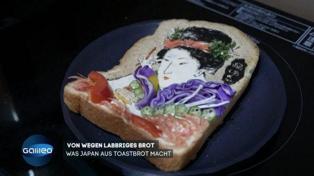 Toastbrottrends in Japan