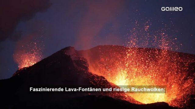 Vulkane in Deutschland: Droht bald ein Ausbruch?