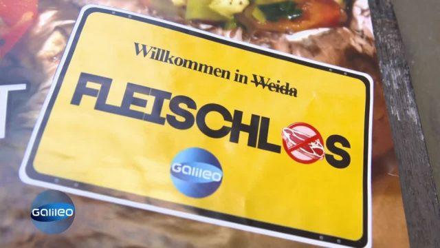 """""""Willkommen in Fleischlos"""": Stadt verzichtet vier Wochen komplett auf Fleisch"""
