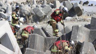 Feuerwehr-Suchaktion