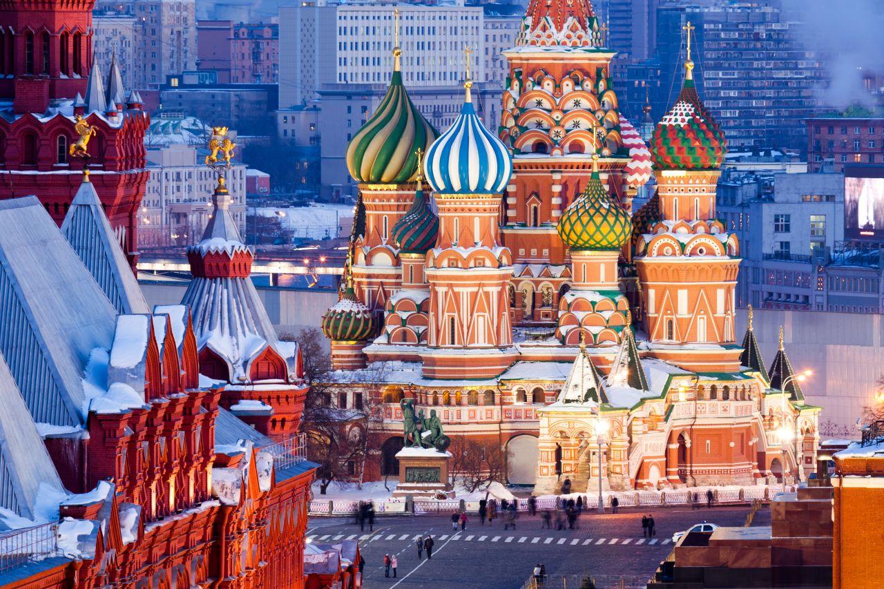 Putins Machtzentrum: Welche Geheimnisse der Kreml birgt