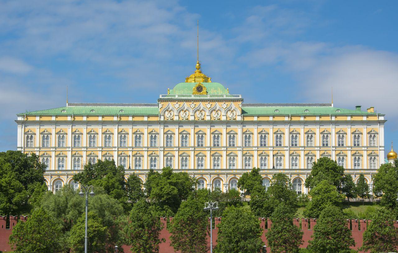 Kremlpalast in Moskau