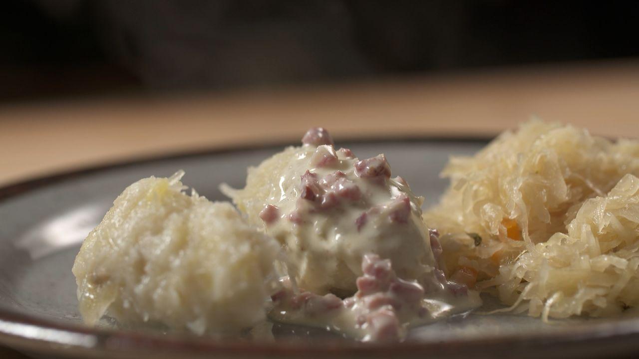 Die Kartoffel-Fäden sehen im Wasser wie kleine Haare aus, deshalb auch der Name.