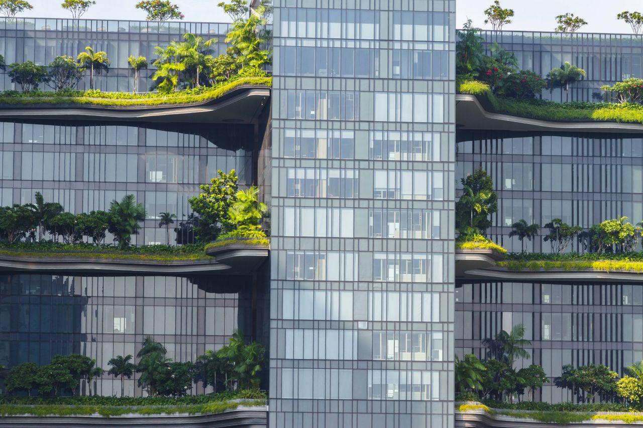 Sky Village in Singapur