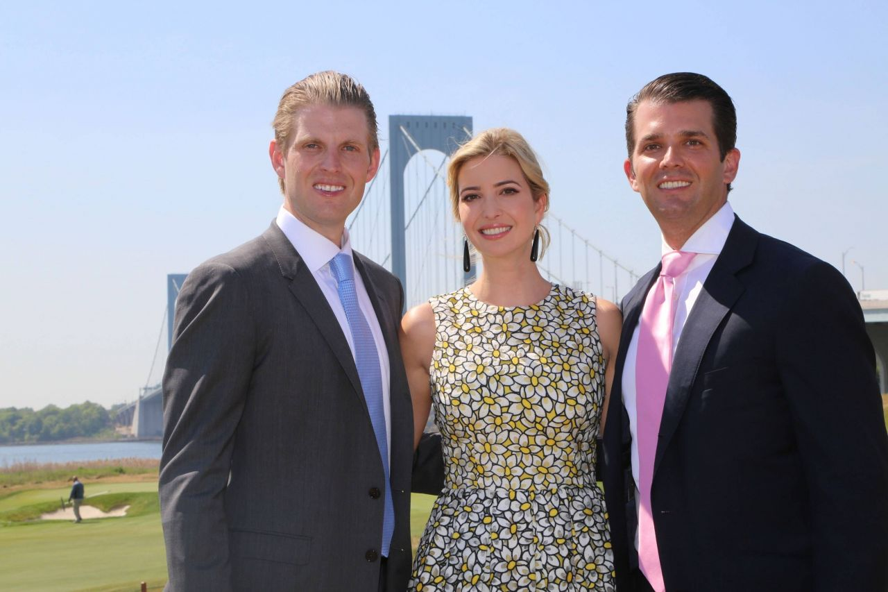 Donald Trumps Kinder