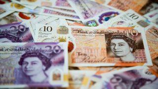 Britische Währung
