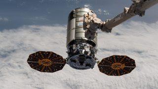 Raumfrachter Cygnus NG-14