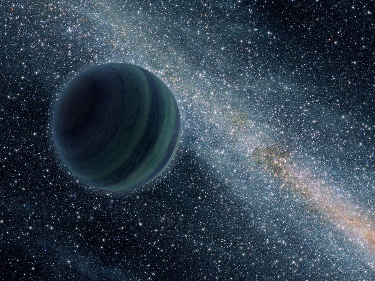 Rogue Planets: Den verlorenen Planeten auf der Spur