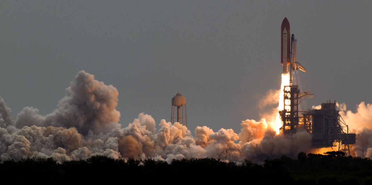 STS-135 mit Atlantis: Letzter Flug eines Spaceshuttles 2011