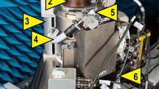 Die neue Weltraumtoilette der ISS