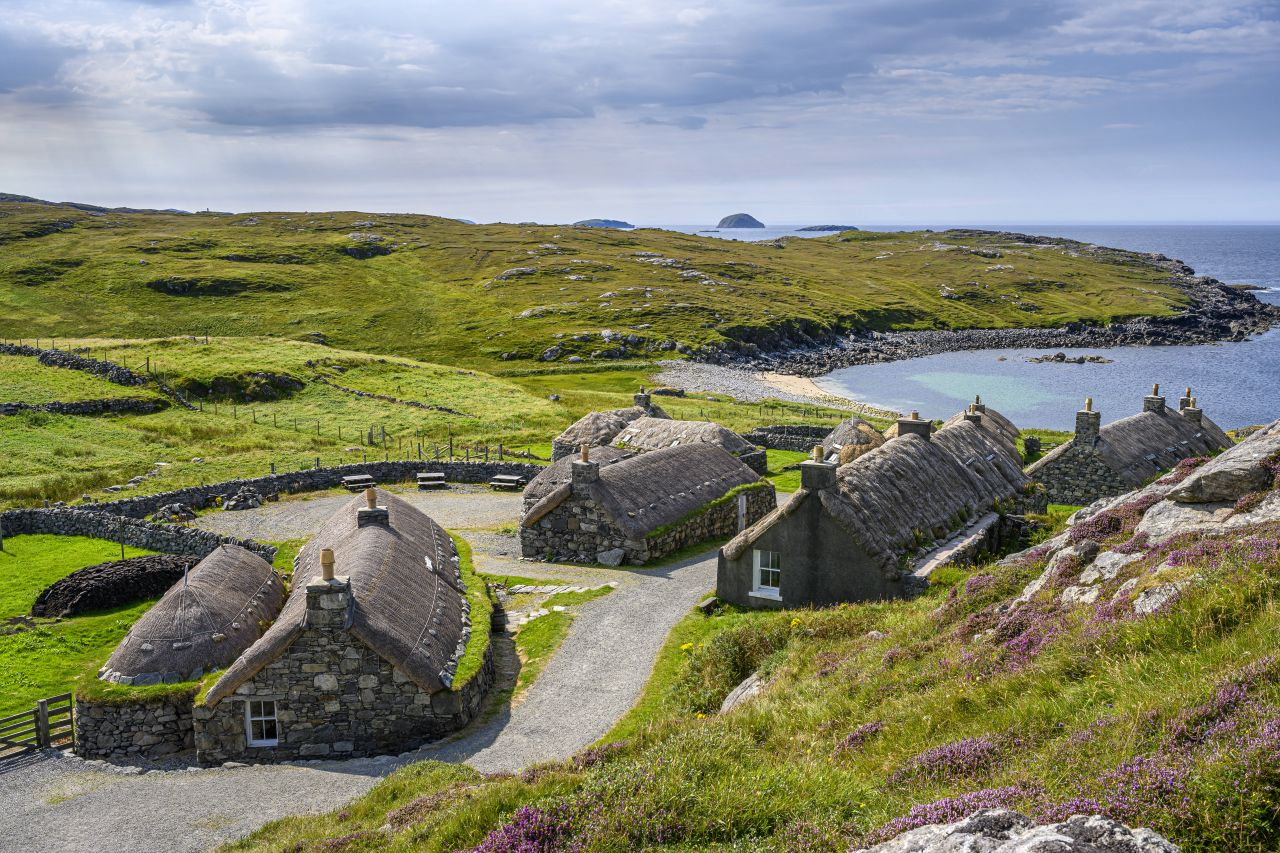 Äußere Hebriden: Die geheimnisvollen, schottischen Inseln