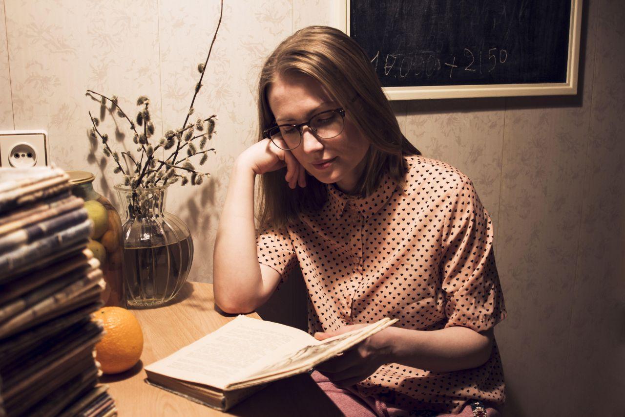 Sorge für Abwechslung und greif mal wieder zu einem guten Buch