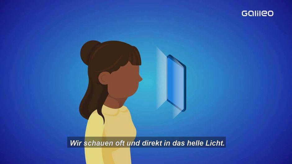Blue Light: Schädlich oder völlig harmlos?