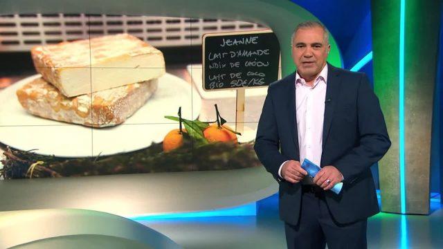 Donnerstag: Frankreichs erster veganer Käseladen