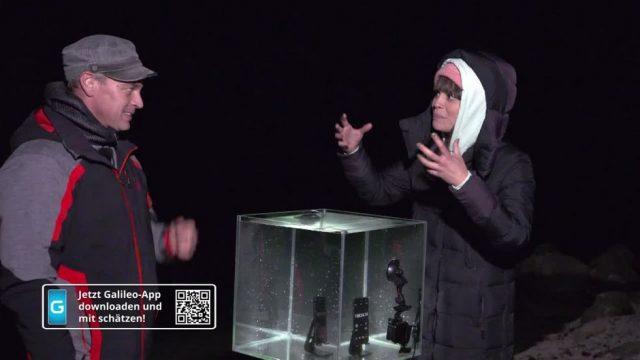 Du gegen Galileo: Wer besiegt Claire und Harro?