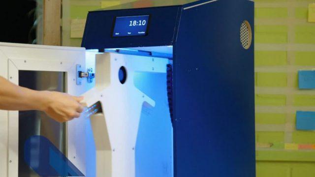 G-testet: Die Waschmaschine ohne Wasser