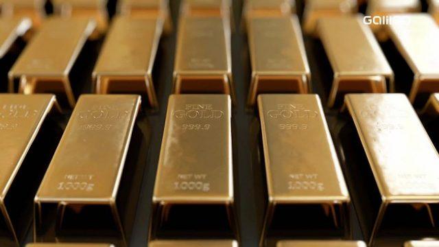 Gold aus dem All