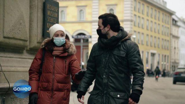 Maske und Abstand: Was ist erlaubt und was nicht?