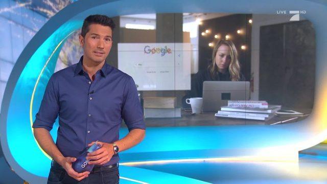 Mittwoch: Was weiß Google wirklich über uns?