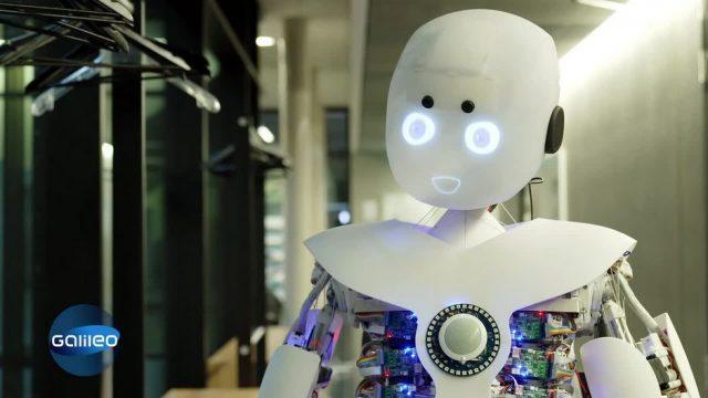 Roboy - der menschlichste Roboter der Welt
