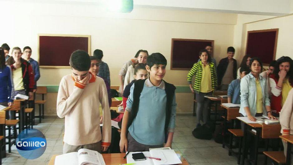 Schulwissen weltweit Türkei
