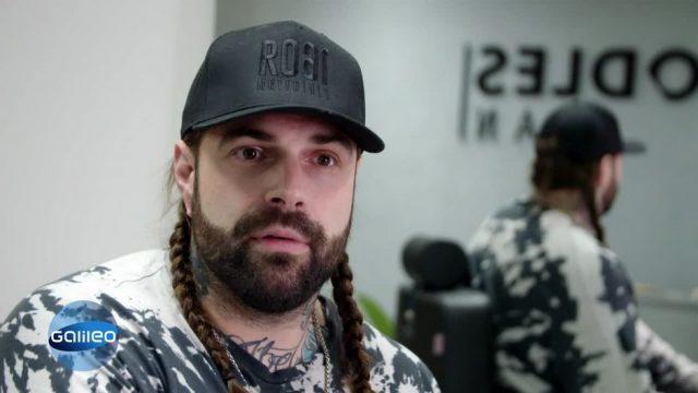 Tom Chapman -  Der Friseur, der Leben rettet