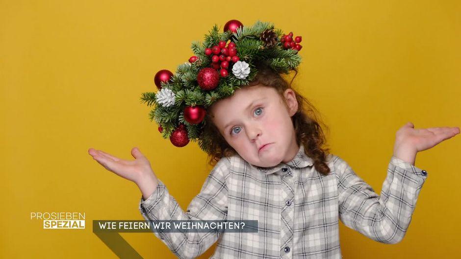 Wie feiern wir Weihnachten in diesem Jahr?
