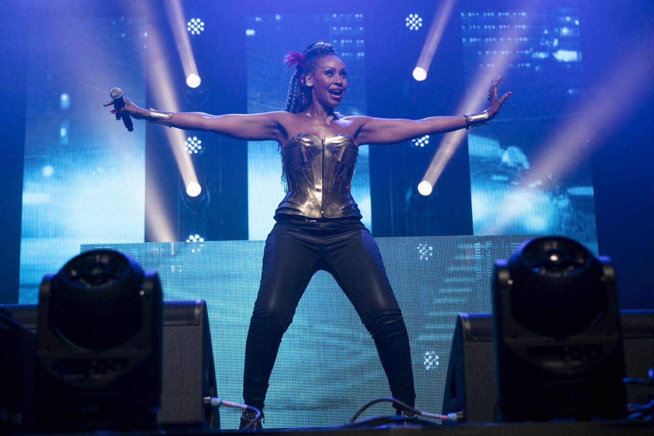 Eurodance-Act Corona
