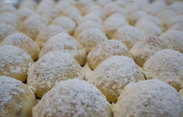 Dattel-Kekse: Maamoul