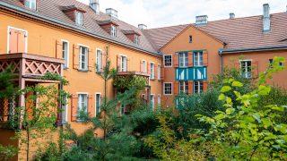 Gartenstadt Falkenberg in Bohnsdorf/Berlin