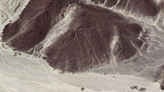 Nazca Astronautenbild in Peru