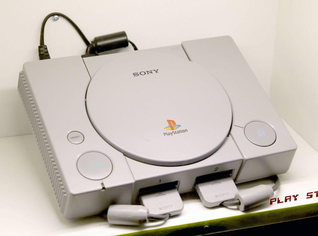 Playstation 1 Konsole