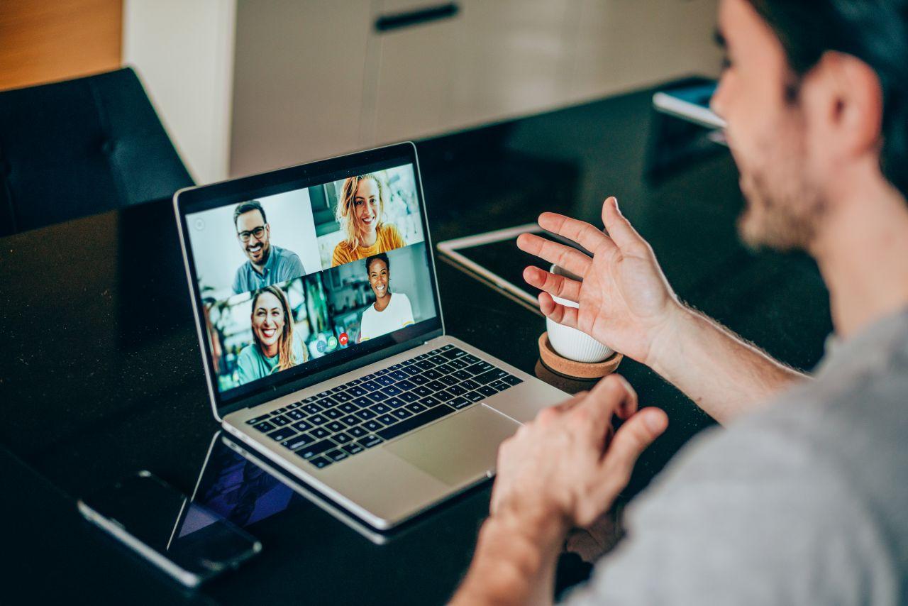 Zoom, Skype, Teams: Was ist in Video-Chats eigentlich erlaubt?