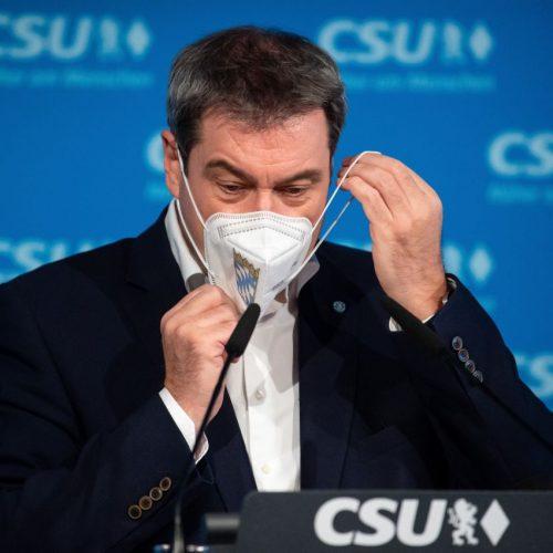 Bayern will wegen dem Corona-Virus den Katastrophenfall ausrufen.