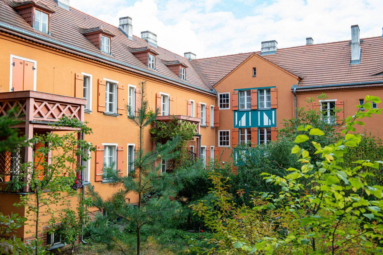 Wohnungsgenossenschaft in Berlin