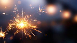Wunderkerze F1 Feuerwerk