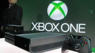 Xbox One Vorzeigeexemplar