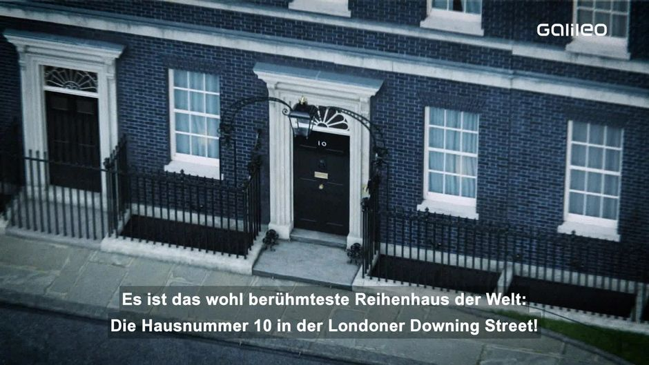 5 Secrets: Downing Street