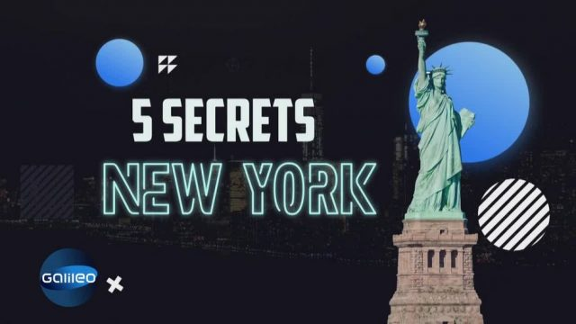 5 Secrets New York