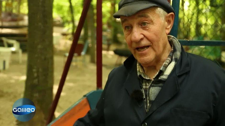 Ein Mann, ein Traum - Freizeitparkbauer